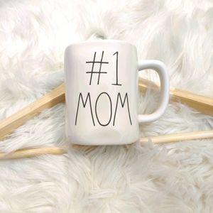 Rae Dunn Mug    #1 MOM